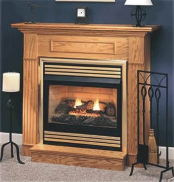 Nicholas chimney sweeping stove fireplace services vienna virginia - Gas fireplaces for small spaces property ...